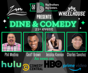 Dine and Comedy